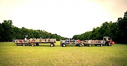 Hayride at Camp Kulaqua Retreat and Conference Center, FL