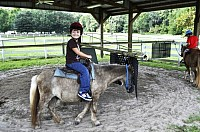 Pony Rides at Camp Kulaqua Retreat and Conference Center, FL