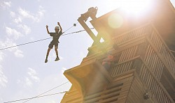 Leap of Faith at Camp Kulaqua Retreat and Conference Center, FL