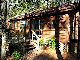 Family Chalet at Camp Kulaqua Retreat and Conference Center, FL