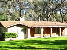 Spring View Cottage at Camp Kulaqua Retreat and Conference Center, FL