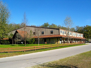 Gymnasium at Camp Kulaqua Retreat and Conference Center, FL