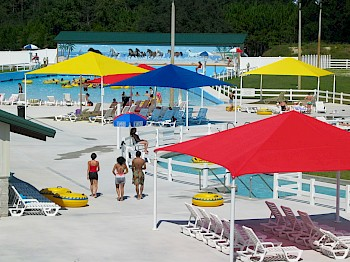River Ranch Water Park at Camp Kulaqua Retreat and Conference Center, FL