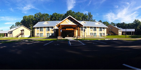 Woodland Lodges at Camp Kulaqua Retreat and Conference Center